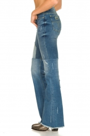 Lois Jeans |  Destroyed flared jeans Ramona | blue  | Picture 7