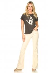 Lois Jeans | L34 Jeans Raval Baby Rib | naturel  | Afbeelding 2