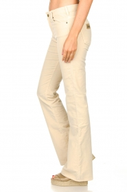 Lois Jeans |  L34 Jeans Raval Baby Rib | natural   | Picture 5