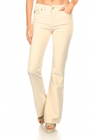 Lois Jeans |  L34 Jeans Raval Baby Rib | natural   | Picture 4