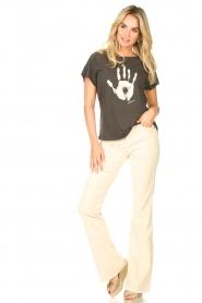 Lois Jeans | L34 Jeans Raval Baby Rib | naturel  | Afbeelding 3