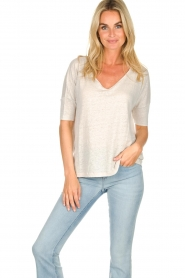 Blaumax | Linen top Nora | natural  | Picture 2