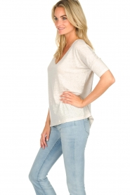 Blaumax | Linen top Nora | natural  | Picture 3