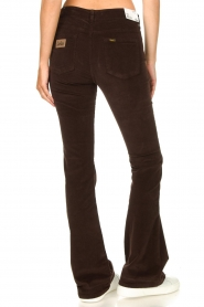 Lois Jeans |  L32 Jeans Raval Baby Rib | brown  | Picture 6