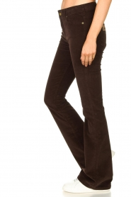 Lois Jeans |  L32 Jeans Raval Baby Rib | brown  | Picture 5
