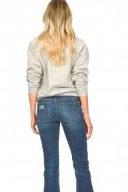 Lois Jeans |  Logo sweater Iris | grey  | Picture 7