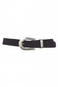 Magali Pascal    Detailed buckle closure Janis   black    Picture 1