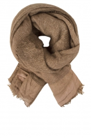 Scarf Heat | brown
