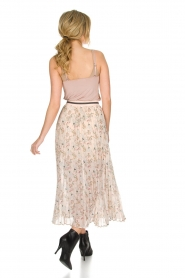 IKKS |  Midi skirt Lucie | Pink  | Picture 5