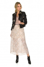 IKKS |  Midi skirt Lucie | Pink  | Picture 3