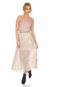 IKKS |  Midi skirt Lucie | Pink  | Picture 2