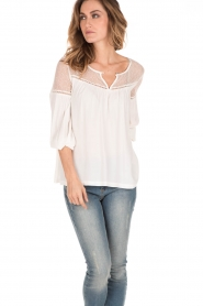 Top Raquel | white