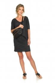 Blaumax | Linen skirt Ugada | grey  | Picture 3