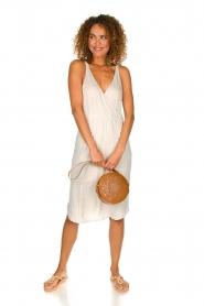 Blaumax | Linen dress Mara | natural  | Picture 3