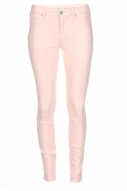 Articles of Society | 'Super soft' Skinny jeans Sarah | lichtroze  | Afbeelding 1