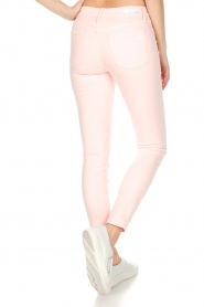 Articles of Society | 'Super soft' Skinny jeans Sarah | lichtroze  | Afbeelding 6