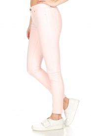 Articles of Society | 'Super soft' Skinny jeans Sarah | lichtroze  | Afbeelding 5