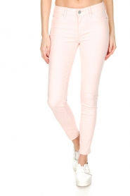 Articles of Society | 'Super soft' Skinny jeans Sarah | lichtroze  | Afbeelding 2