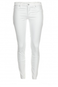 Ankle skinny jeans Sarah CH | wit