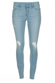Articles of Society | Skinny jeans Sarah CH | blauw  | Afbeelding 1