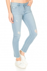 Articles of Society | Skinny jeans Sarah CH | blauw  | Afbeelding 2