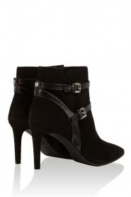 MICHAEL Michael Kors   Leren enkellaarzen Fawn   Zwart, Leather ankle boots Fawn   Blac    Afbeelding 4