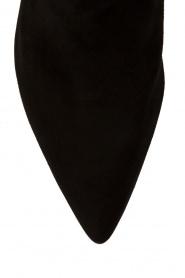MICHAEL Michael Kors   Leren enkellaarzen Fawn   Zwart, Leather ankle boots Fawn   Blac    Afbeelding 5