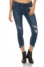 Articles of Society | Skinny jeans  Sammy | blauw  | Afbeelding 2
