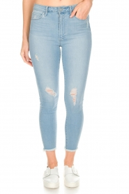 Articles of Society | High-rise jeans Heather Liverpool | blauw  | Afbeelding 2