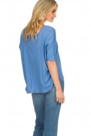 BLAUMAX |  T-shirt Finez | blue  | Picture 5