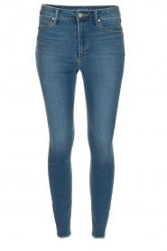 Articles of Society | High-rise jeans Heather Paris | blauw  | Afbeelding 1