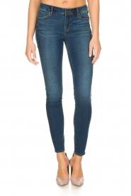 Articles of Society | Skinny jeans Mia Paris | blauw  | Afbeelding 2