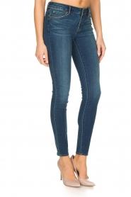 Articles of Society | Skinny jeans Mia Paris | blauw  | Afbeelding 4