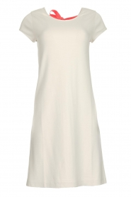 Blaumax |  Dress with bow detail Norma | natural  | Picture 1