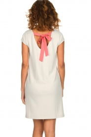 Blaumax |  Dress with bow detail Norma | natural  | Picture 6