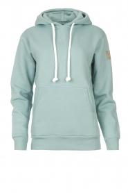Blaumax    Basic cotton hoodie Harlem   light blue    Picture 1