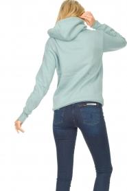 Blaumax    Basic cotton hoodie Harlem   light blue    Picture 6