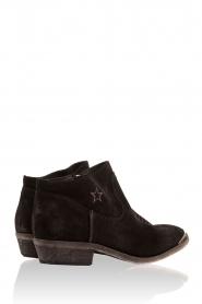 Suede ankle boots Olsen Vesuvio Low | black