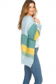 Be Pure | Cardigan Riley | blue  | Picture 5