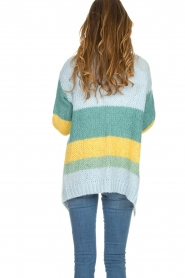 Be Pure | Cardigan Riley | blue  | Picture 6