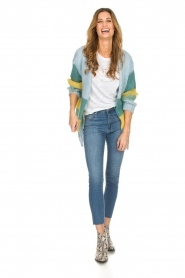 Be Pure | Cardigan Riley | blue  | Picture 3