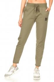 Blaumax |  Sweatpants Queens | green  | Picture 4