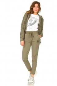 Blaumax |  Sweatpants Queens | green  | Picture 2