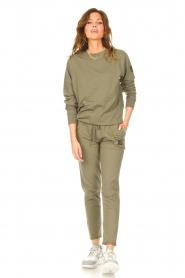 Blaumax |  Sweatpants Queens | green  | Picture 3