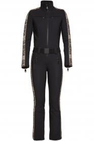 Goldbergh |  Ski suit Goldfinger | black  | Picture 1