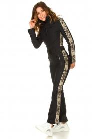 Goldbergh |  Ski suit Goldfinger | black  | Picture 4