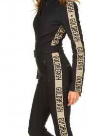 Goldbergh |  Ski suit Goldfinger | black  | Picture 7
