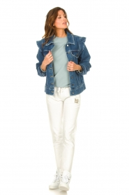Blaumax |  Sweatpants Queens | white  | Picture 3