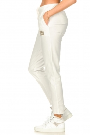 Blaumax |  Sweatpants Queens | white  | Picture 5