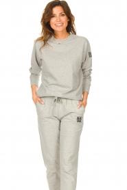 Blaumax |  Basic sweater Brooklyn | grey  | Picture 4
